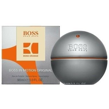 Perfume Boss In Motion Masculino Eau de Toilette