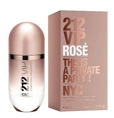 Perfume 212 Vip Rosé Feminino Eau de Parfum