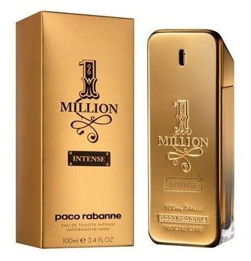 1 Million Intense Paco Rabanne Eau de Toilette - Perfume Masculino