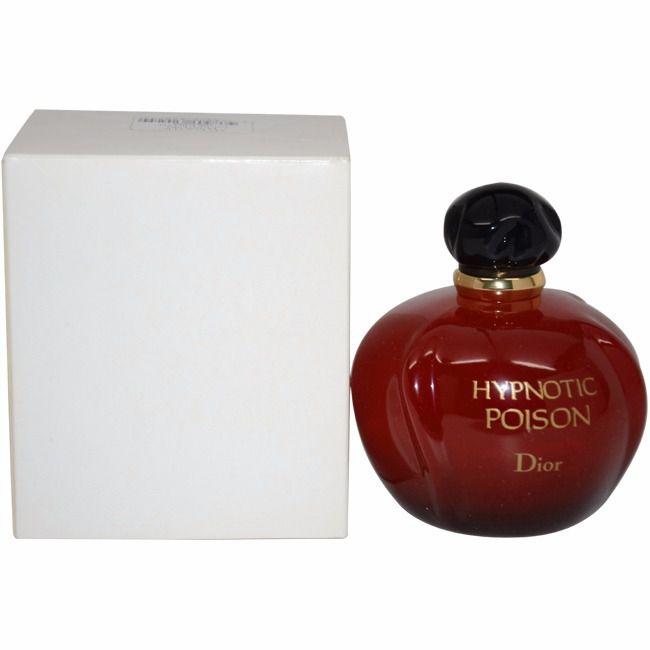 Téster Hypnotic Poison Dior Eau de Toilette - Perfume Feminino 100 ML