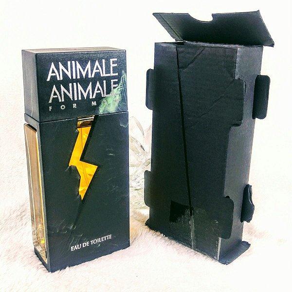 Téster Animale Animale  For Men Eau de Toilette - Perfume Masculino 100 ML