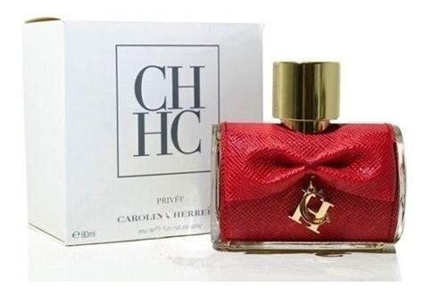 Tester Perfume Feminino Privée Carolina Herrera Eau de Parfum 80ml