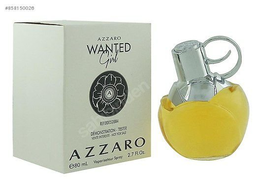 Tester Azzaro Wanted Girl Eau de Parfum - Perfume Feminino 80ml