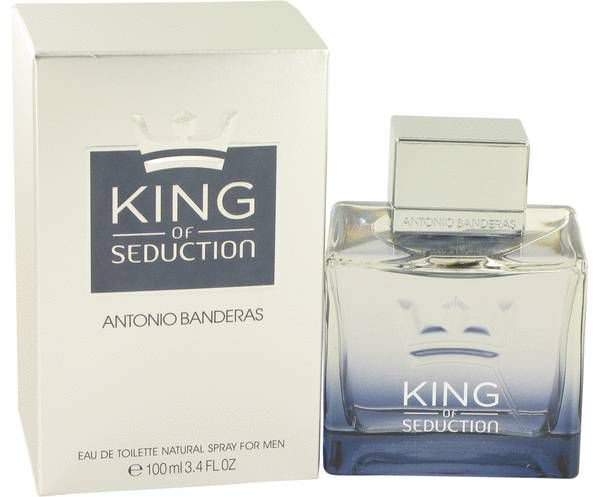 Tester Perfume Masculino King Of Seduction Antonio Banderas  100ml - Incolor