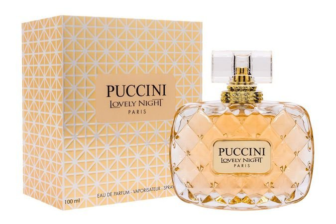 Perfume Lovely Night - Puccini - Feminino - Eau de Parfum 100ml