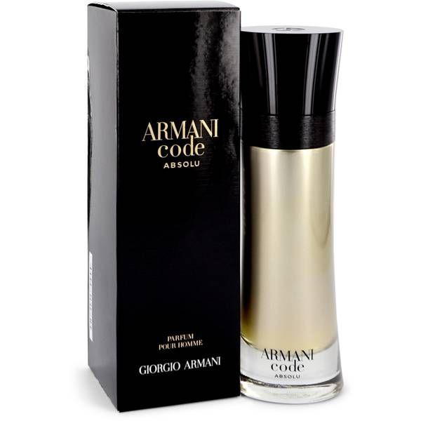 Giorgio Armani Code Absolu for Men Eau de Parfum Spray