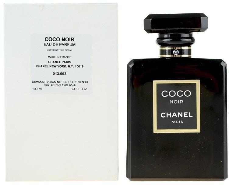 Tester Coco Noir Chanel Eau de Parfum Chanel - Perfume Feminino 100 ML