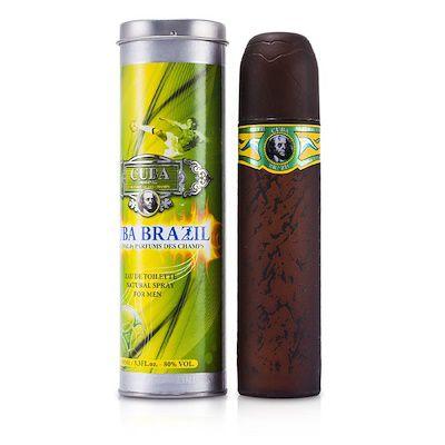 Cuba Brasil for Men Eau de Toilette - Perfume Masculino 100ml