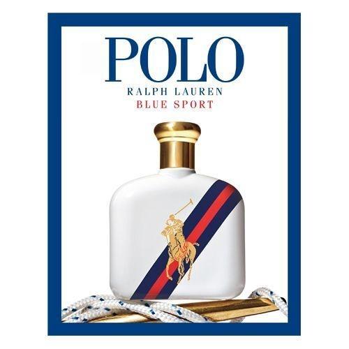 Perfume Polo Blue Sport Masculino Eau de Toilette 125 ml