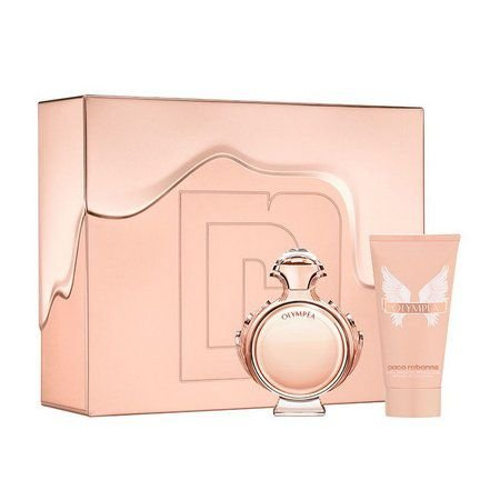 Kit Perfume Olympea Eau de Parfum 80 ml + Body Lotion 100 ml Paco Rabanne -  Feminino