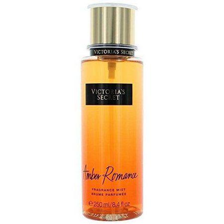 Body Splash Amber Romance Victoria's Secret - 250 ML