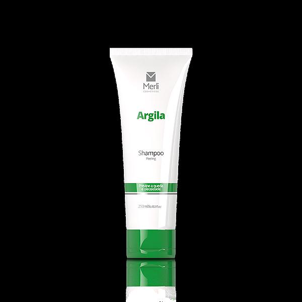 Argila - Shampoo - 250ml