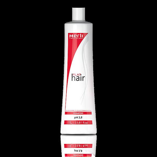 Flat Hair - Shampoo - 1L