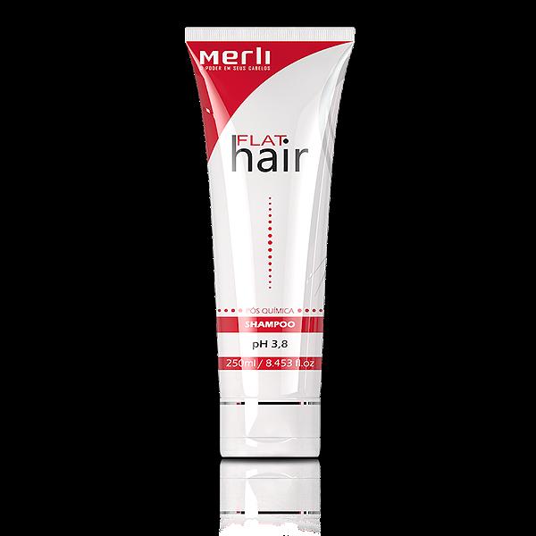 Flat Hair - Shampoo - 250ml