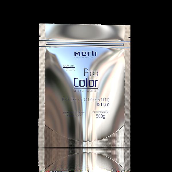 Pro Color - Sachê Pó Descolorante Blue - 500g