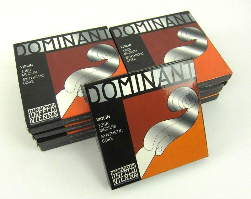 CORDAS DOMINANT PARA VIOLINO