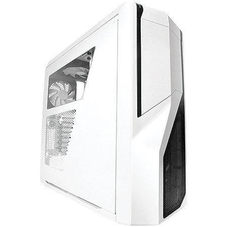 Gabinete Mid Tower NZXT Phantom 410 Branco - CA-PH410-W1