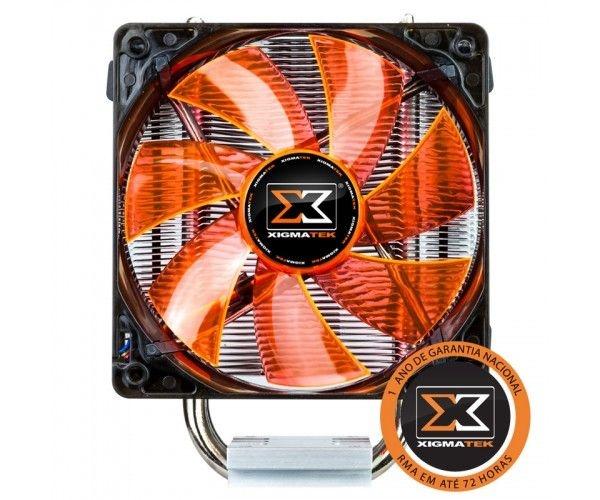Cooler P/ Processador Xigmatek Scorpion II para AMD/Intel SD1283 EN6688