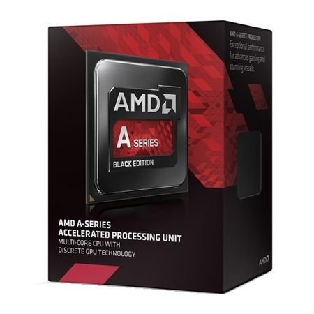 Processador AMD A10 7860K Kaveri, Cache 4MB, 3.6GHz (4.0GHz Max Turbo), FM2+ AD786KYBJCSBX
