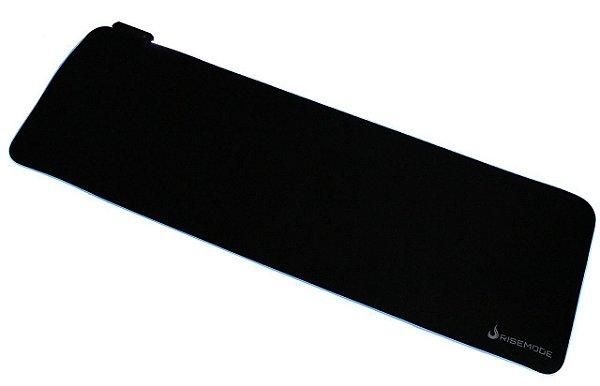 Mousepad Gamer Rise Mode Galaxy RGB 900x300mm