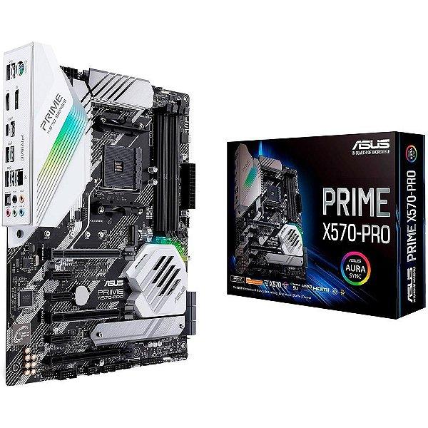 Placa Mãe ASUS PRIME CHIPSET AMD X570-PRO SOCKET AM4