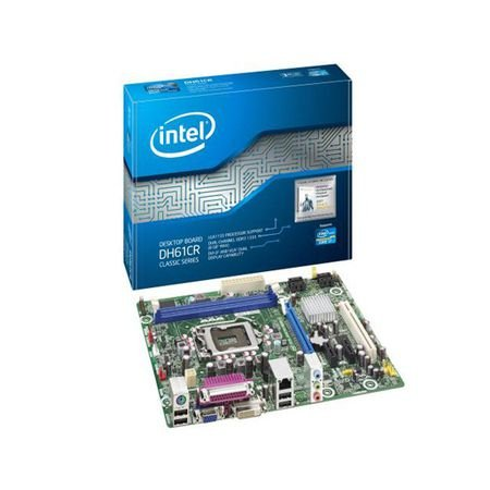 Placa Mãe Intel DH61CR Socket LGA 1155