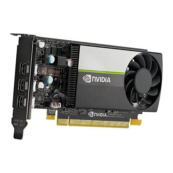 Placa de Vídeo Nvidia Quadro T400 - 2GB GDDR6 - 64 Bits PNY - VCNT400-PB