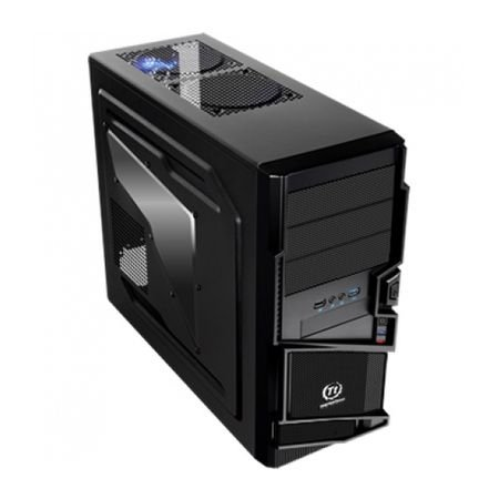 Gabinete  ATX Gamer Thermaltake Commander MS-I Black - VN40001W2N-B
