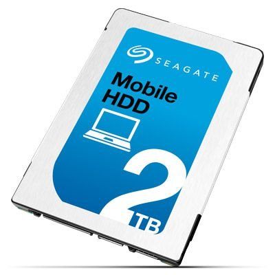 HD Interno Sata 2´5 6gbs 5400 Rpm P/ Notebook Seagate ST2000LM007