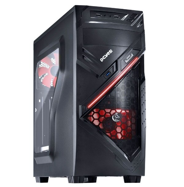 PC Gamer AMD FX 6300, 8gb DDR3, HD 1 Tera, AMD Radeon R7 360 OC 2gb