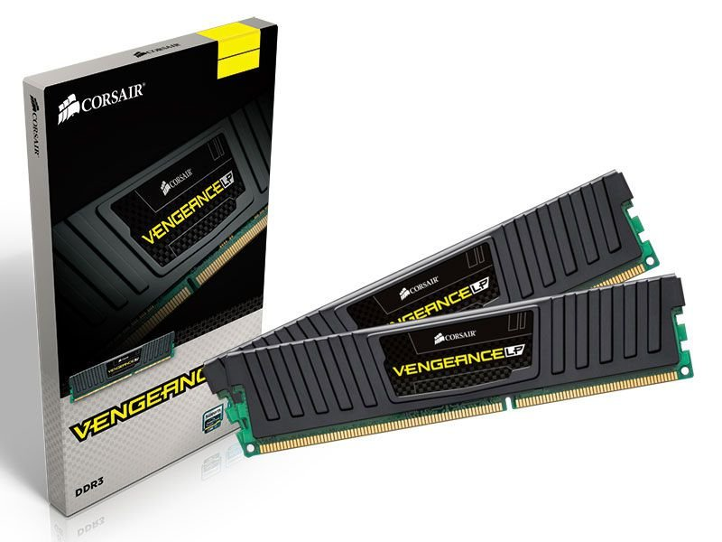 Kit Memória 16gb DDR3 1600 Mhz CL10 Corsair Vengeance LP (2X8gb)