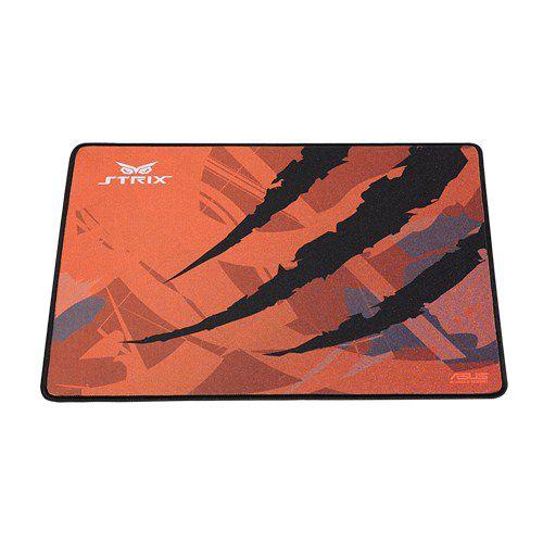 Mousepad Gamer Asus STRIX Glide Speed Resistente e Com Superfície Lisa 90YH00F1
