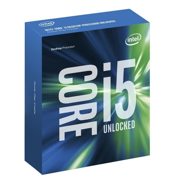 Processador Intel Core I5 Kabylake 7600K - 3.8 Ghz C/ 6Mb Cache BOX LGA 1151 BX80677I57600K