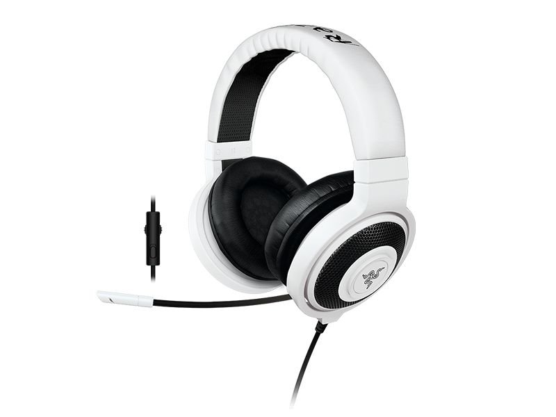Headset Razer Kraken Pro 2015 Com Microfone e Controle de Volume White