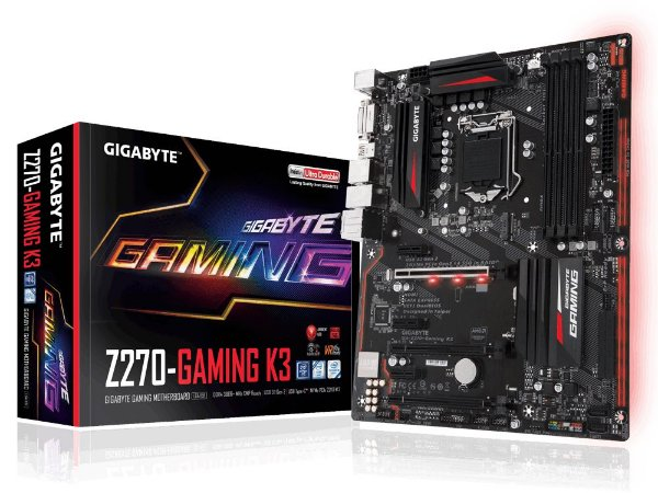 Placa Mãe Gigabyte Z270 Gaming K3 P/ Intel Socket LGA 1151