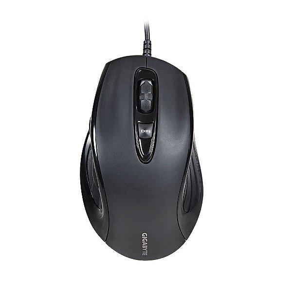 Mouse Gamer Laser 1600 DPI Gigabyte GM-M6880X