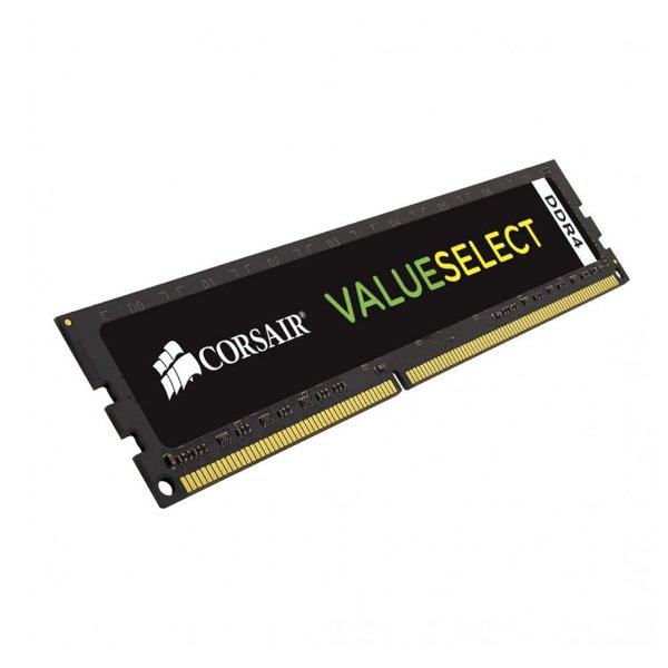 Memória 8gb DDR4 2400 Mhz CL16 Corsair Value Select - CMV8GX4M1A2400C16 (1X8gb)
