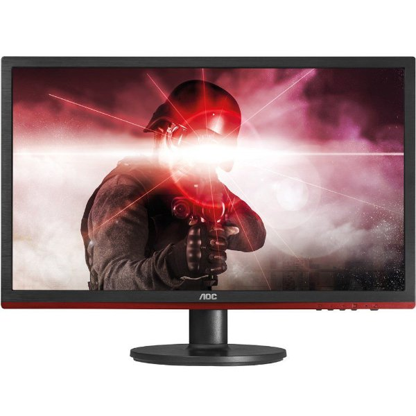 Monitor Gamer AOC Led 24´ Widescreen 1ms VGA/HDMI/Display Port G2460VQ6