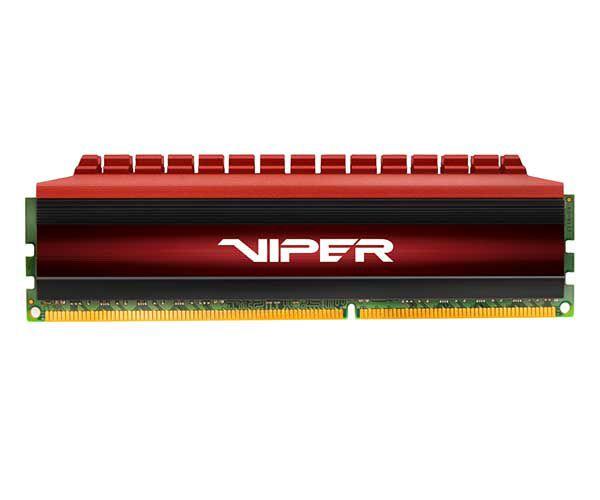 Memória 8gb DDR4 CL15 2400 Mhz PATRIOT VIPER - PV48G240C5 (1X8gb)