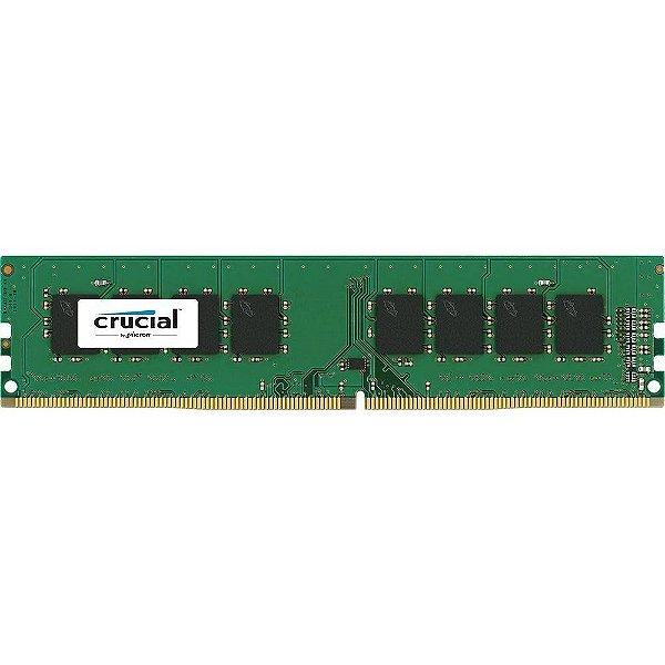 Memória Crucial 16GB 2400Mhz DDR4 CL17 - CT16G4DFD824A (1X16GB)