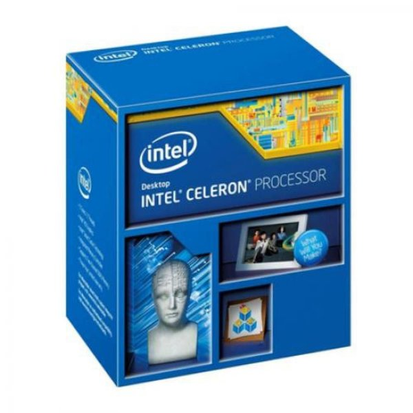 Processador Intel Celeron G1840 Haswell, Cache 2MB, 2.8GHz, LGA1150, Intel HD Graphics BX80646G1840