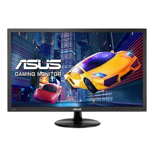 Monitor Gamer 27 Polegadas FULL HD C/ 1Ms e Flicker Free ASUS VP278H-P