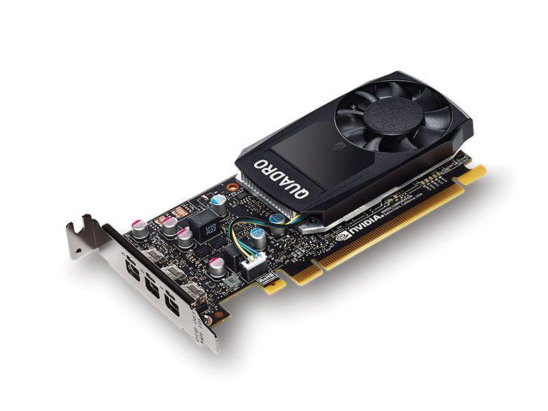 Placa de Vídeo Nvidia Quadro P400 - 2GB GDDR5 - 64 Bits PNY - VCQP400-PORPB