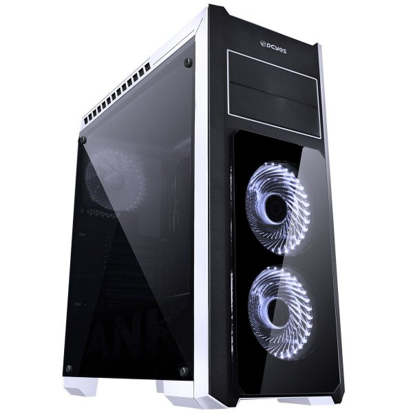 PC Gamer Intel Core I5 Coffee Lake 8400, 16GB DDR4, SSD 120GB, HD 1 Tera, Geforce GTX 1060 OC 6GB