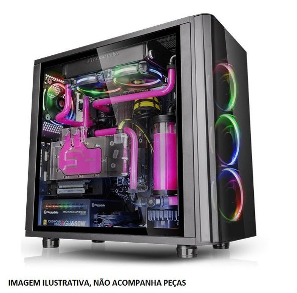 Gabinete Thermaltake View 31 RGB Black CA-1H8-00M1WN-01