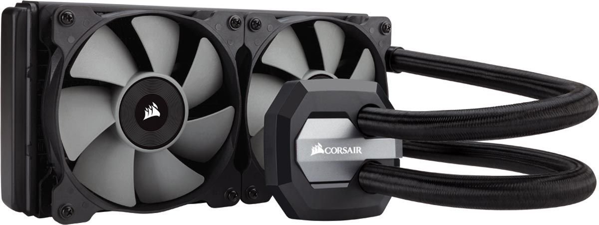 WATER COOLER H100i V2 HYDRO SERIES DUAL FAN 120MM CW-9060025-WW - CORSAIR