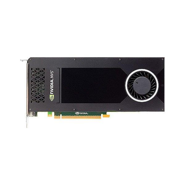 Placa de Vídeo Nvidia Quadro NVS 810 - 4GB DDR3 128 Bits (Suporte para 8 Monitores) PNY VCNVS810DVI-PORPB