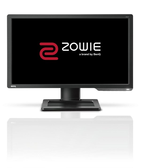 Monitor Gamer 24 Polegadas e-Sports BenQ ZOWIE XL2411P - 144Hz 1Ms DVI-DL/HDMI/DP