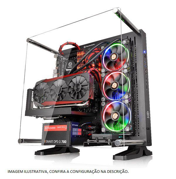 PC Gamer Intel Pentium Kaby Lake G4560, 8GB DDR4, HD 1 Tera, GPU Geforce GTX 1050TI OC 4GB