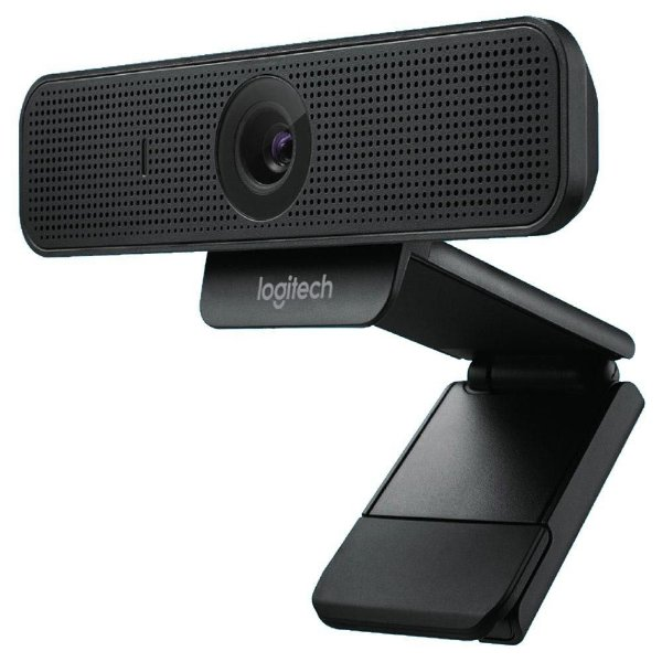 WebCam Logitech C925e Full HD 1080p 30fps Tecnologia RightLight 2 - 960-001075